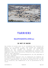 2012 Journal Turriers 165x234